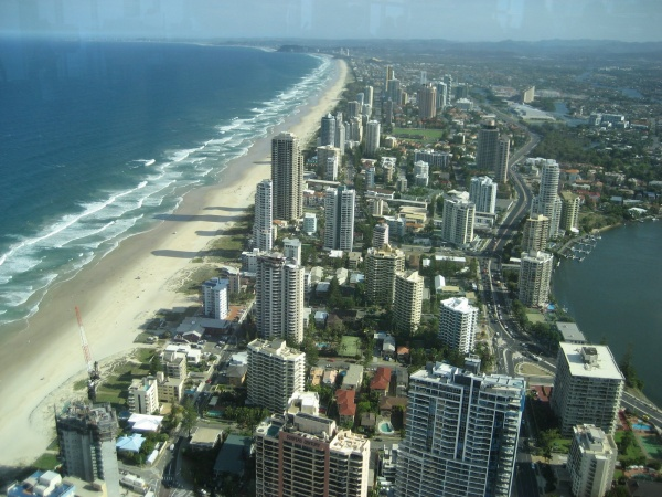 Gold Coast en Australia