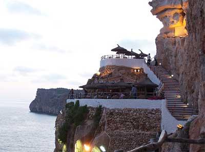 Cova en Xoroi Menorca