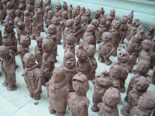 Los soldados de Xian, exposición en el British Museum