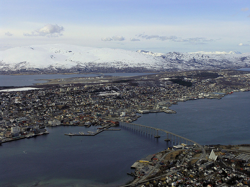 Noruega, buscando el Cabo Norte