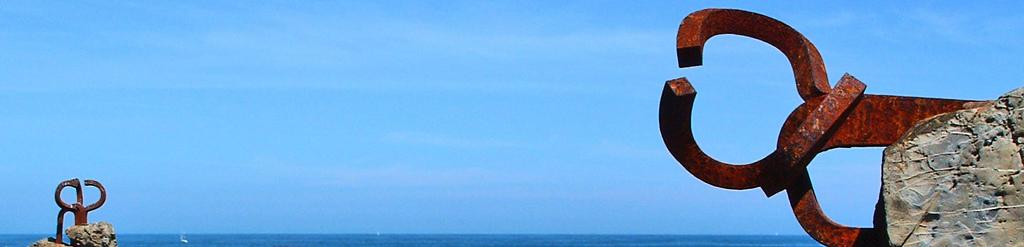 El peine del viento, la obra de Chillida en San Sebastián