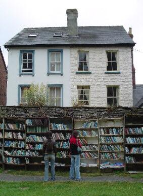 Librería de Hay-on-wye