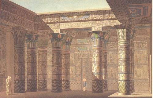 La Descripción de Egipto
