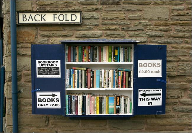 Libros en Hay-on-Wye