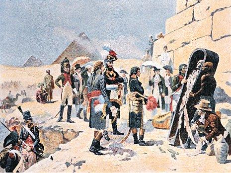 Napoleón en África