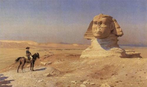 Napoleón Bonaparte en Egipto