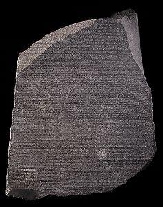 La Piedra Rosseta