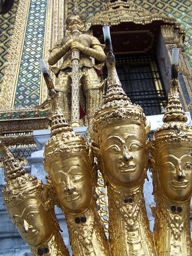 Palacio Real en Tailandia