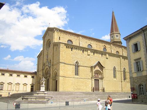 Iglesia de Arezzo
