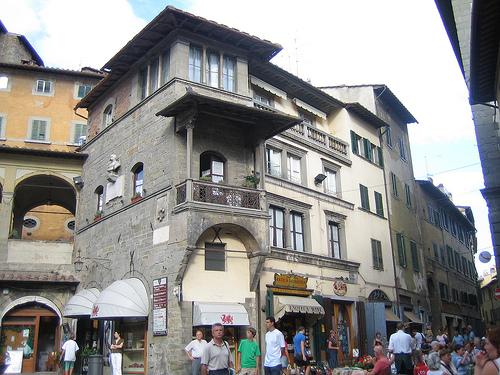 Calles de Cortona
