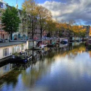 Amsterdam, navegando por sus canales