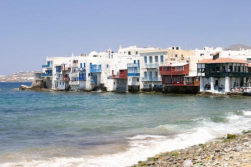 Casas en Mykonos