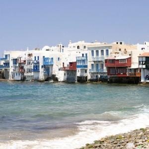 Mykonos, una de las islas más bellas del Egeo