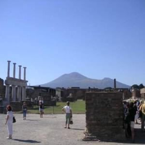 Descubre la ciudad romana de Pompeya