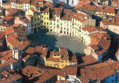 Preparar la visita a Lucca
