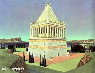 Mausoleo de Halicarnassos