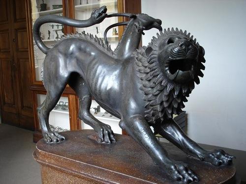 La Quimera de Arezzo