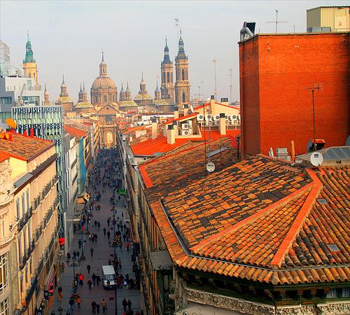 Visita Zaragoza