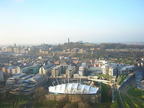 Edimburgo en 3viajesaldia