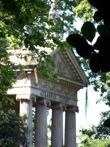 Villa Borghese: un oasis en el verano de Roma