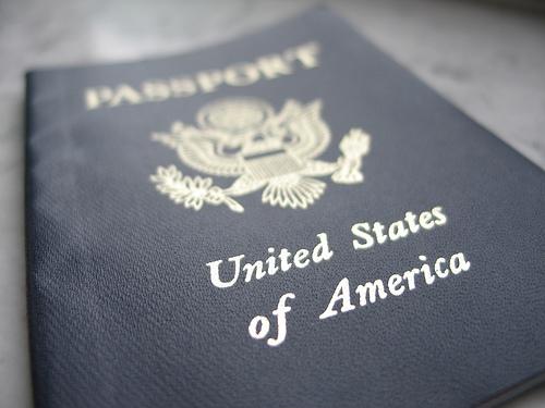 Pasaporte EEUU