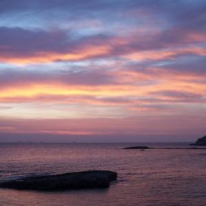 Cala Conta en Ibiza, agua cristalina y puestas de sol