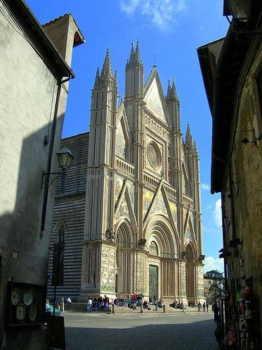 La catedral de Orvieto