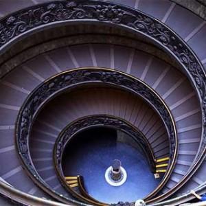 Los 10 museos m s visitados del mundo 3viajes for Escaleras infinitas