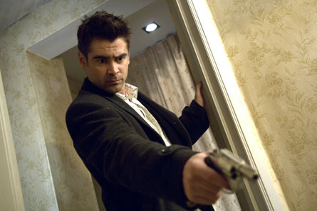 """""""Escondidos en Brujas"""", escena con Colin Farrell"""