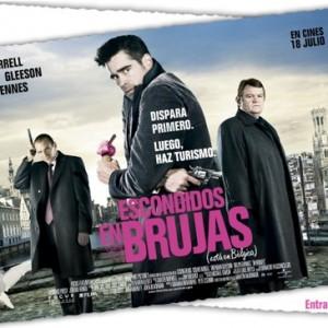 """""""Escondidos en Brujas"""", el cine nos hace de guía turístico"""