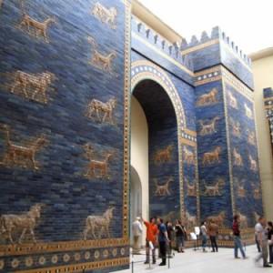 La puerta de Ishtar de Babilonia… Visítala en Berlín