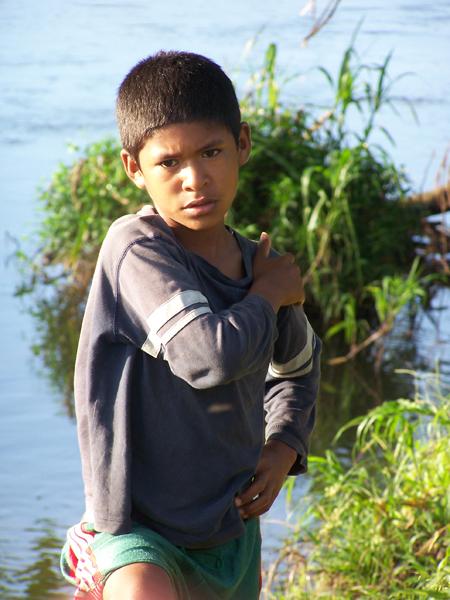 Tito, niño de Las Marías (La Moskitia) @3viajes