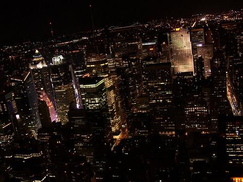 New York desde el Empire State @3viajesaldia