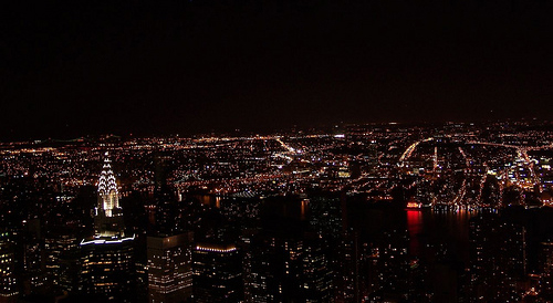 New York desde el Empire State
