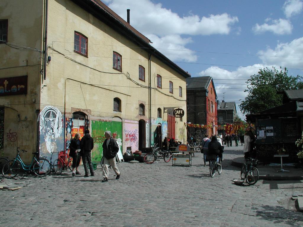 Calle de Christianiia