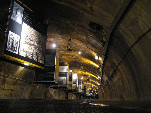 Museo de desagües de París