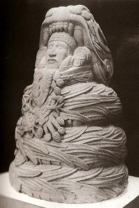 Escultura de la serpiente emplumada, Quetzacóatl
