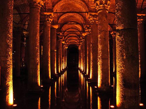 Basílica Cisterna @sssputnik
