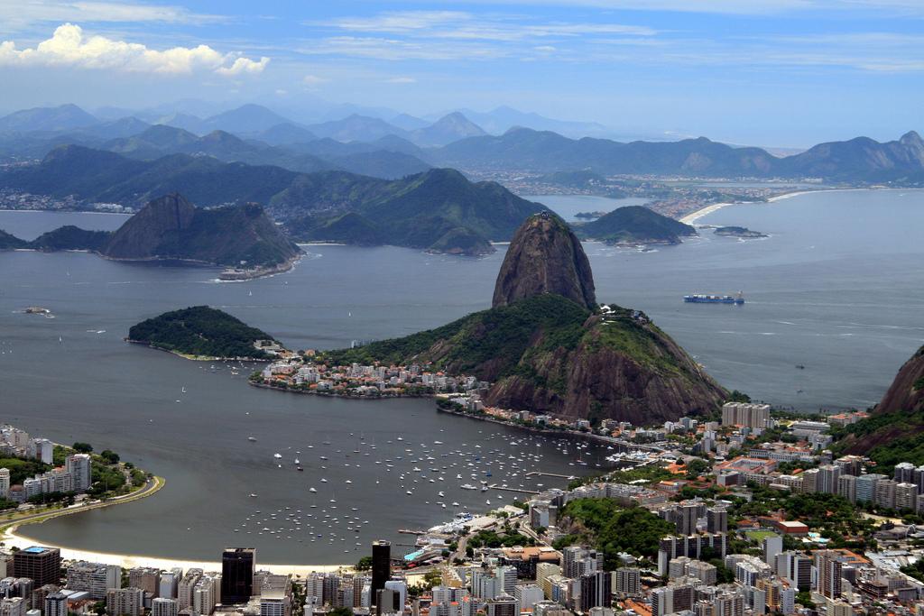 Vista del Pan de Azúcar de Rio de Janerio