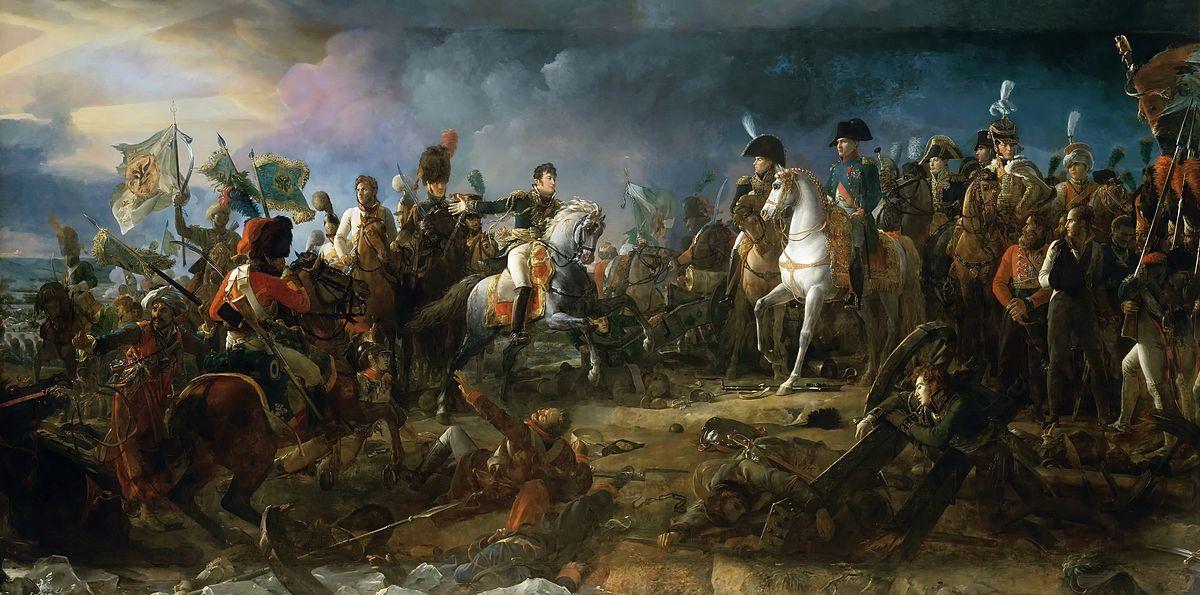 Austerlitz, la Batalla de los Tres Emperadores