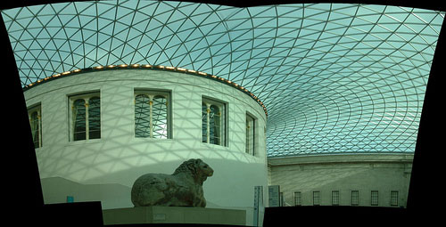 British Museum @Sleepless in Somerset
