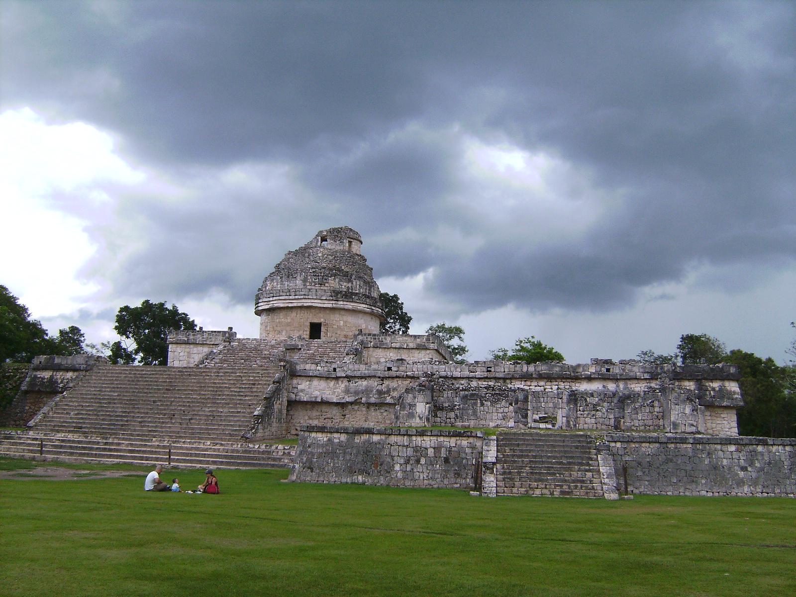 Observatorio de Chichen Itzá @ Marc