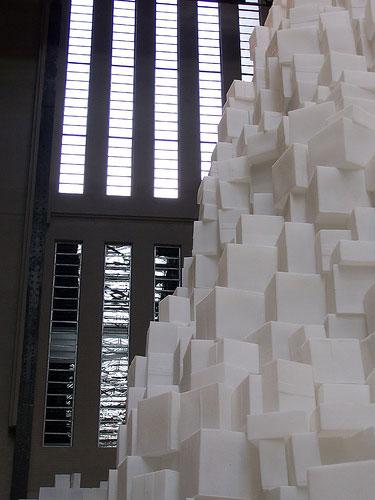 Terrones de azúcar en el Tate Modern @3viajes