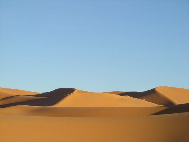 Desierto Erg Chebbi