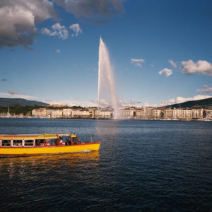 Ginebra y el lago Léman