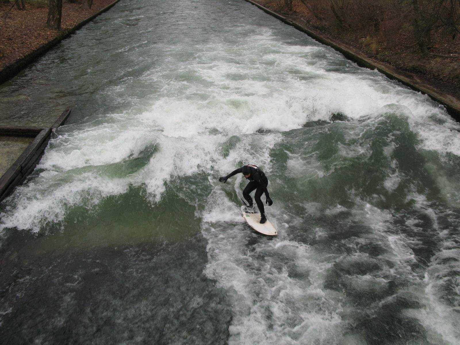 Surf en Munich