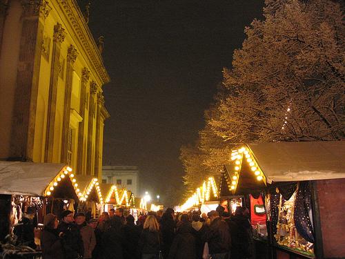 Mercadillo de Navidad de Berlín