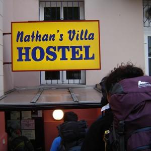 Hotel o albergue, alojamiento para todo tipo de viajeros