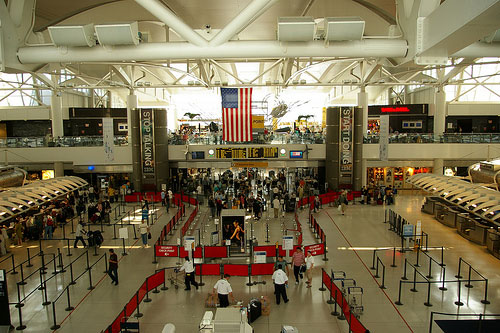 Aeropuerto JFK New York