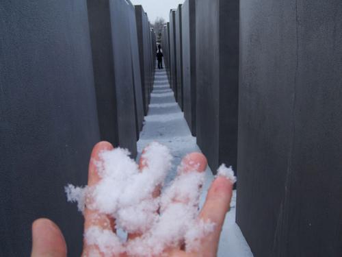 Monumento en Memoria al Holocausto (Berlin)